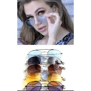 🆕 Aviator Sunglasses-assorted colors